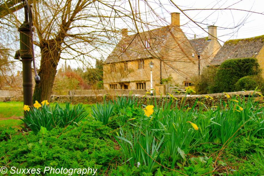 village green condicote