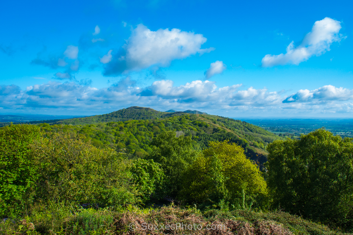 South Malvern hills